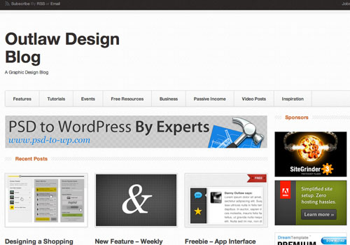 Popular Design Blogs Fair Of Outlaw Design Blog Pictures
