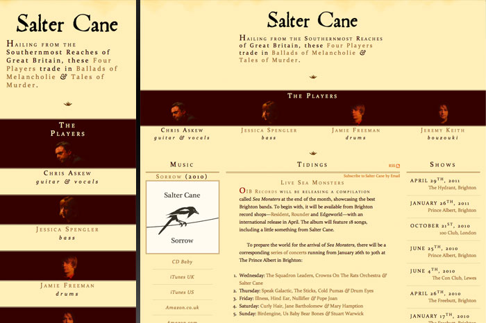 Salter Cane