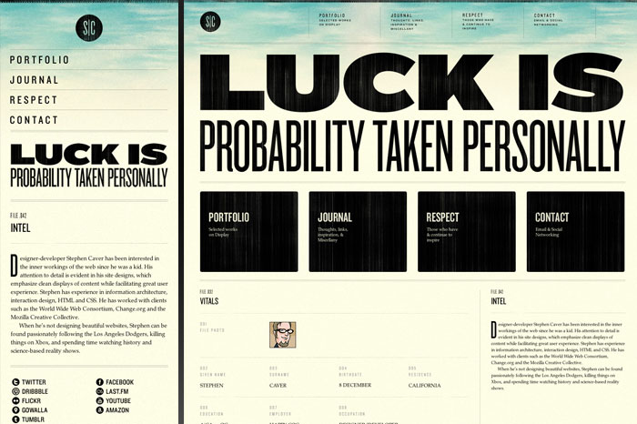 41 Inspirational Responsive Web Designs Using CSS3 Media Queries