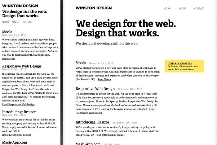 Winston Design